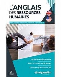 Dernières parutions sur Anglais spécialisé, L'anglais des ressources humaines