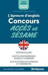 Dernières parutions sur Examens, L'épreuve d'anglais aux concours accès et sésame