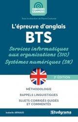Dernières parutions sur Méthodes de langue (scolaire), L'épreuve d'anglais aux BTS services informatiques aux organisations (SIO) et systèmes numériques (SN)