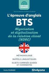 Dernières parutions sur Méthodes de langue (scolaire), L'épreuve d'anglais au BTS