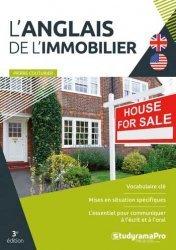 Dernières parutions sur Anglais spécialisé, L'anglais de l'immobilier