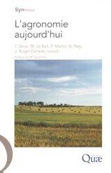 Souvent acheté avec Biocontrôle en protection des cultures, le L'agronomie aujourd'hui