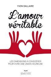 Nouvelle édition L'amour véritable