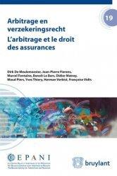 Dernières parutions dans CEPANI, L'arbitrage et le droit des assurances