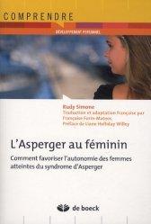 Dernières parutions sur Syndrome d'Asperger, L'Asperger au féminin