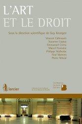 Dernières parutions dans Conférence du jeune barreau de Bruxelles, L'art et le droit