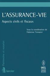 Dernières parutions dans Patrimoine et notariat, L'assurance-vie. Aspects civils et fiscaux