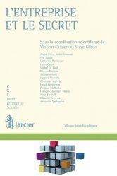 Dernières parutions dans CRIDES-Jean Renauld, L'entreprise et le secret