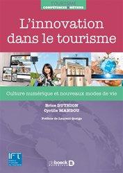 Dernières parutions sur Ingéniérie touristique, L'innovation dans le tourisme