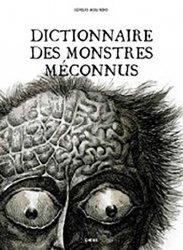 Dernières parutions sur Art populaire, L'atlas des monstres méconnus