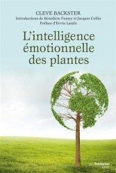 Dernières parutions sur Nature - Jardins - Animaux, L'intelligence émotionnelle des plantes