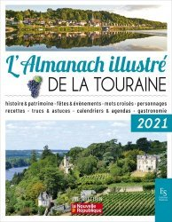 Dernières parutions sur Centre Val-de-Loire, L'almanach illustré de la Touraine