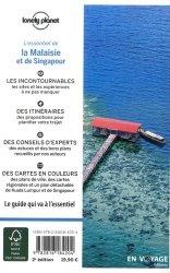 Dernières parutions dans L'essentiel, L'essentiel de la Malaisie et de Singapour. 2e édition. Avec 1 Plan détachable