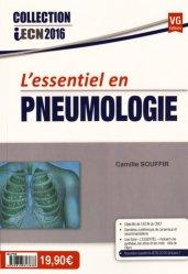 Souvent acheté avec L'essentiel en maladies infectieuses, le L'essentiel en pneumologie