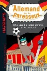 Dernières parutions sur Auto apprentissage (parascolaire), L'allemand pour les paresseux