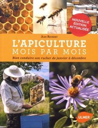 Souvent acheté avec Cabanes, le L'apiculture mois par mois