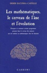 Dernières parutions sur Développement d'applications, L'évolution a crée les programmes, il reste aux humains d'en faire les mathématiques