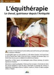 Dernières parutions dans Petit guide, L'équithérapie https://fr.calameo.com/read/000015856623a0ee0b361