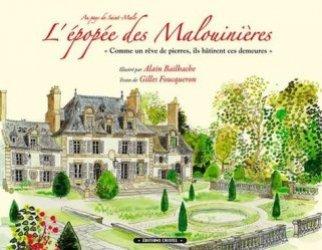 Dernières parutions sur Architecture en France et en région, L'épopée des Malouinières.