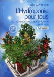 Dernières parutions sur Horticulture, L'hydroponie pour tous