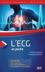 Souvent acheté avec L'anglais médical à la faculté, le L'ECG en poche