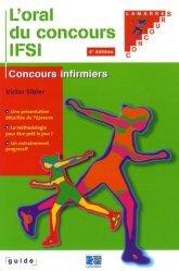 Souvent acheté avec Abrégé de culture sanitaire et sociale, le L'oral du concours IFSI
