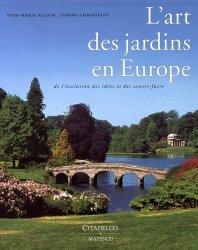 Dernières parutions dans L'art et les grandes civilisations, L'art des jardins en Europe