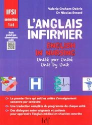 Dernières parutions dans IFSI, L'anglais infirmier