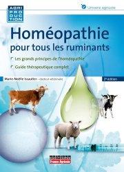 Souvent acheté avec Homéopathie  Principes - Clinique - Techniques, le L'homéopathie pour les ruminants