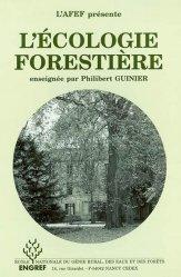 Souvent acheté avec Biologie Ecologie 2e professionnelle enseignement agricole, le L'écologie forestière enseignée par Philibert Guinier