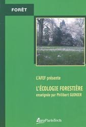 Souvent acheté avec Critique de la pensée agricole, le L'écologie forestière enseignée par Philibert Guinier