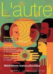 Dernières parutions sur Revues de psychologie, L'autre N° 61/2020 : Médiations transculturelles