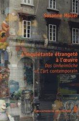 Souvent acheté avec Livre seul Assimil - L'Anglais - Débutants et Faux-débutants, le L'inquiétante étrangeté à l'oeuvre. Das Unheimliche et l'art contemporain