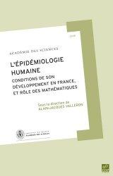 Dernières parutions dans Académie des sciences, L'épidémiologie humaine