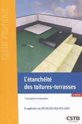 Dernières parutions dans Guide pratique, L'étanchéité des toitures-terrasses