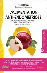 Dernières parutions sur Alimentation - Diététique, L'alimentation anti-endométriose