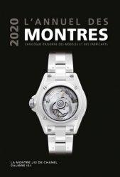 Dernières parutions sur Bijouterie - Joaillerie, L'annuel des montres
