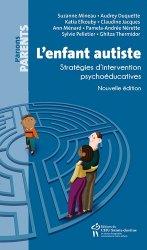 Dernières parutions sur Autisme, L'enfant autiste