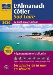Dernières parutions sur Cartes et guides de croisière, L'almanach côtier Sud Loire 2020