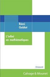 Dernières parutions dans Mathématiques en devenir, L'infini en mathématiques