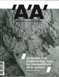 Dernières parutions sur Généralités, L'architecture d'aujourd'hui N° 435, avril 2020