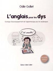 Nouvelle édition L'anglais pour les dys