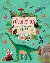 La couverture et les autres extraits de L'évolution de la vie sur Terre