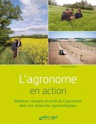 Nouvelle édition L'agronome en action