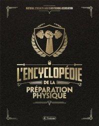 Dernières parutions sur Technique et entraînement, L'encyclopédie de la préparation physique