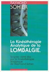 Souvent acheté avec Kinésithérapie respiratoire, le La kinésithérapie Analytique de la lombalgie