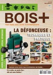 Dernières parutions sur Outils du bois, La défonceuse : techniques et pratiques