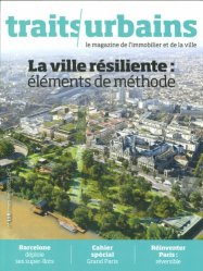 Dernières parutions sur Urbanisme, La ville résiliente