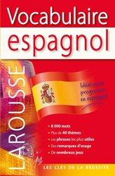 Dernières parutions sur Vocabulaire, Larousse Vocabulaire espagnol
