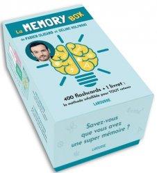 Dernières parutions sur Développement de la mémoire, La memory box. 400 flashcards + 1 livret : la méthode infaillible pour TOUT retenir Pilli ecn, pilly 2020, pilly 2021, pilly feuilleter, pilliconsulter, pilly 27ème édition, pilly 28ème édition, livre ecn